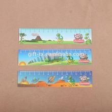 Die cut PP ruler/plastic ruler/flexible ruler