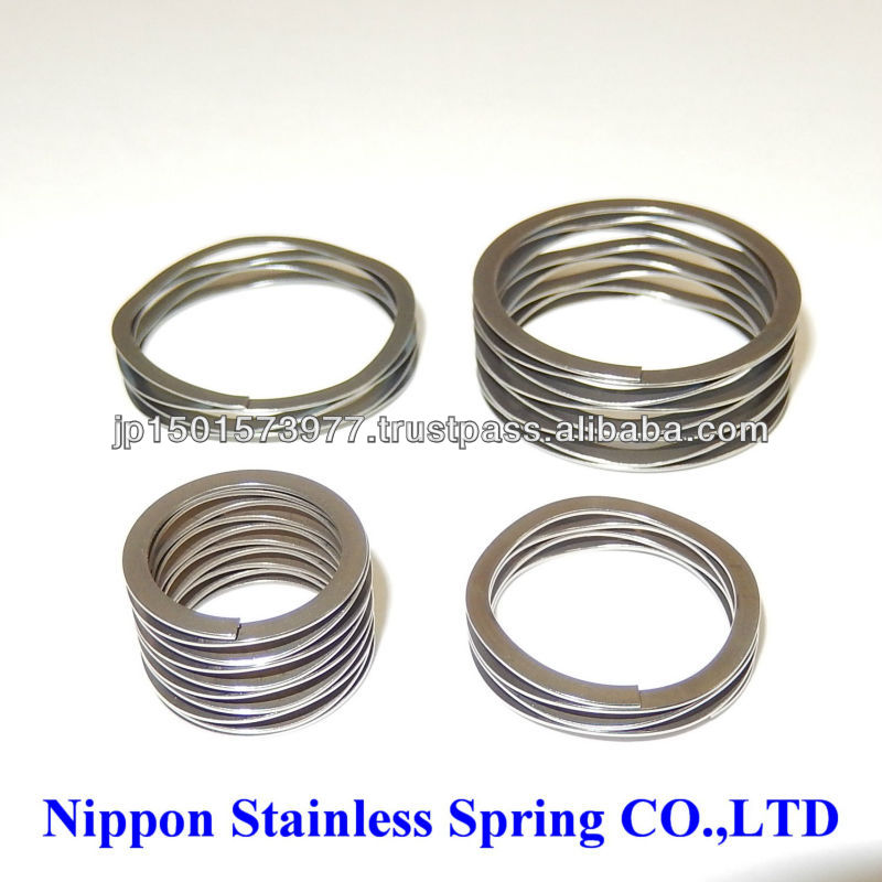 High precision wave spring that can be used in an environment of seawater made of hastelloy c276 price