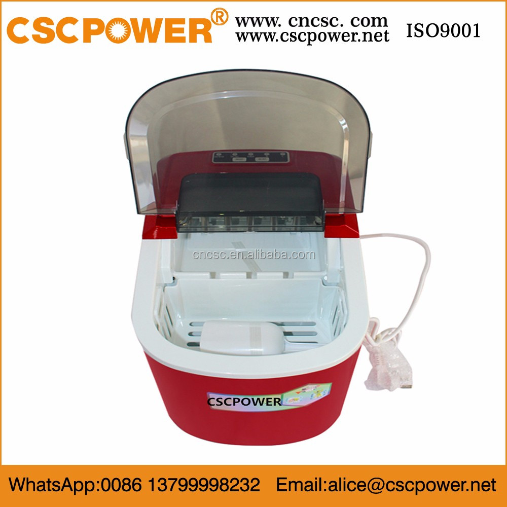 ice cube maker/manufacture of ice cubes