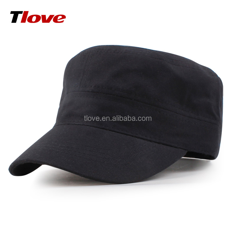 Tlove 2017 good quality colorful custom dad army service hat,flat cap, Camouflage trucker sport caps