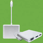 4 7 ports hub type-c usb-c usb type c hub for macbook adapter 3.0 3.1 high speed usb por card reader multiport converter