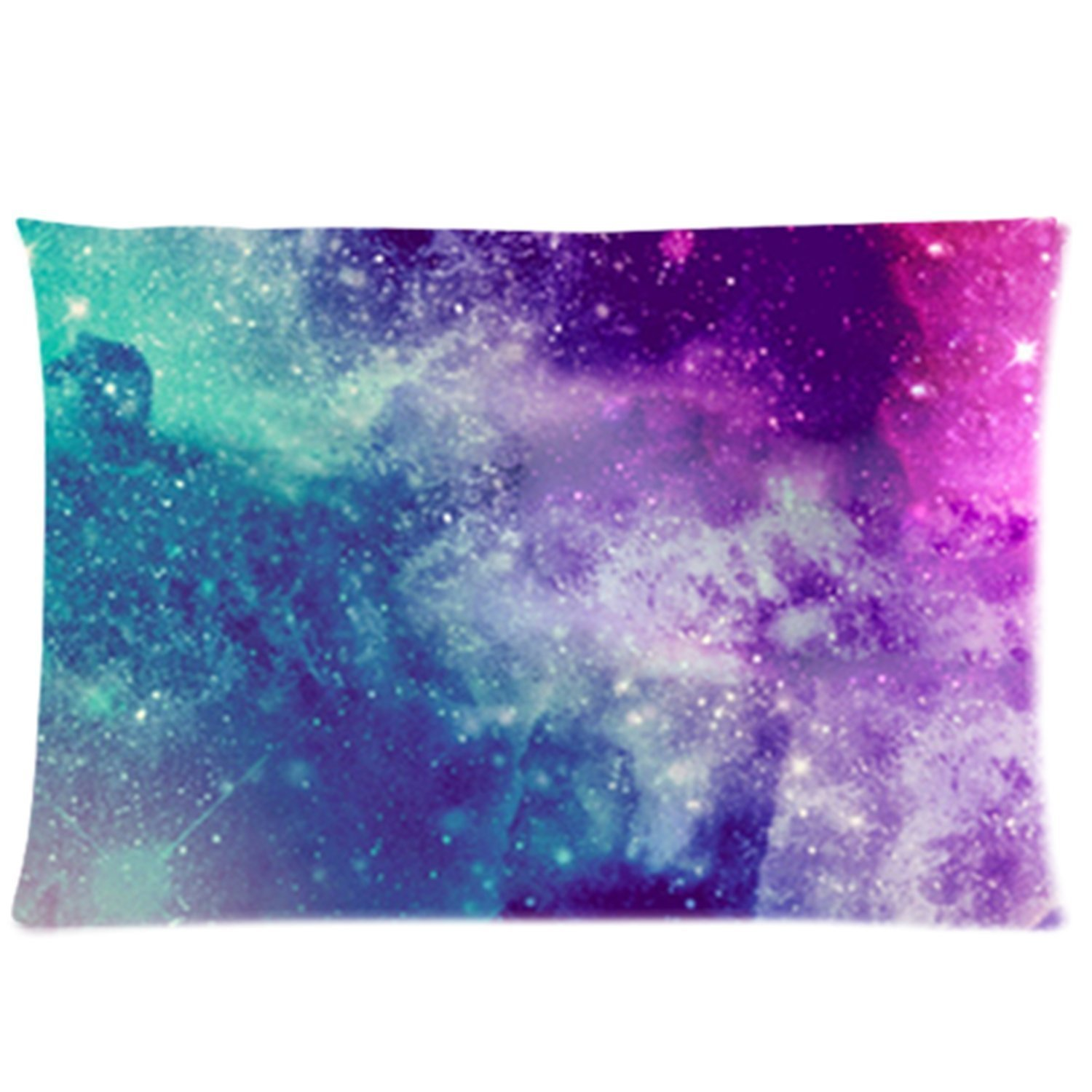 TSlook 50x80 Blankets Funny Universe Space Nebula Galaxy Comfy Funny Bed Blanket