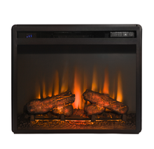 23 inchs High Efficiency Indoor Led Electric Insert Fireplace Heater