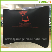 3x3,3x4m pop up banner stand,fabric pop up exhibition banner stand