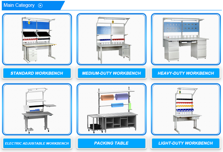 TOFOO Factory Direct Electronic Factory Assembly Line packing table
