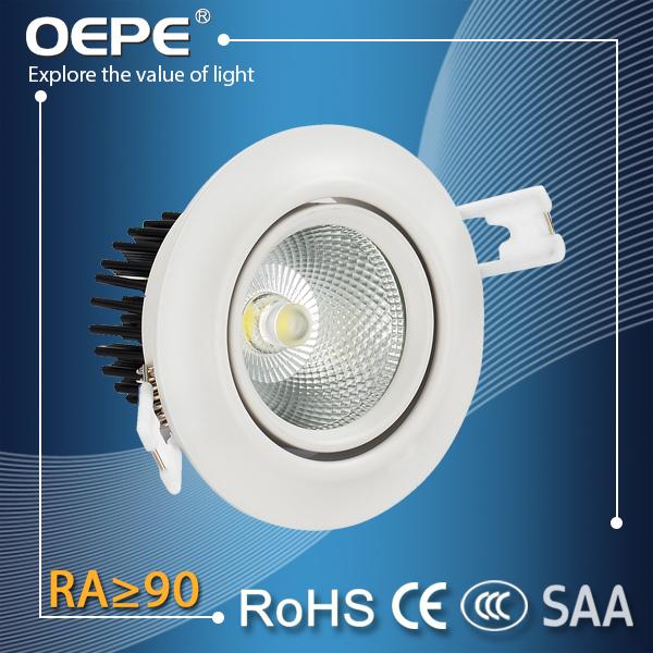90-100lm/w 5w Spot Light Embedded 5w Ocb Led Ceiling Spotlight ...