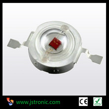 3W 42mil Epiled chip red color high power led beads