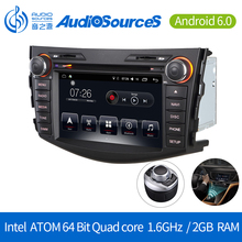AudioSources High definition Quad core 7 inch car stereo gps navigation with gps , 1080P
