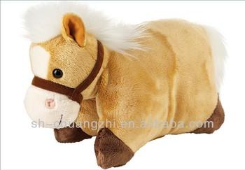 productdetail horse toy home unicorn emoji kids cushion pillow rainbow soft decor