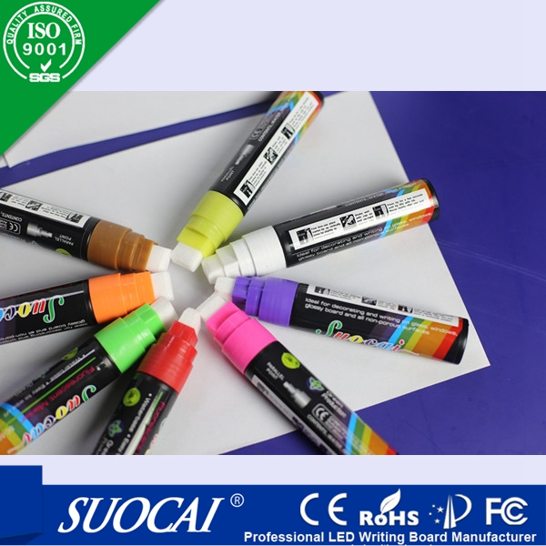 Suocai goodplus liquid chalk marker 10 mm nibs