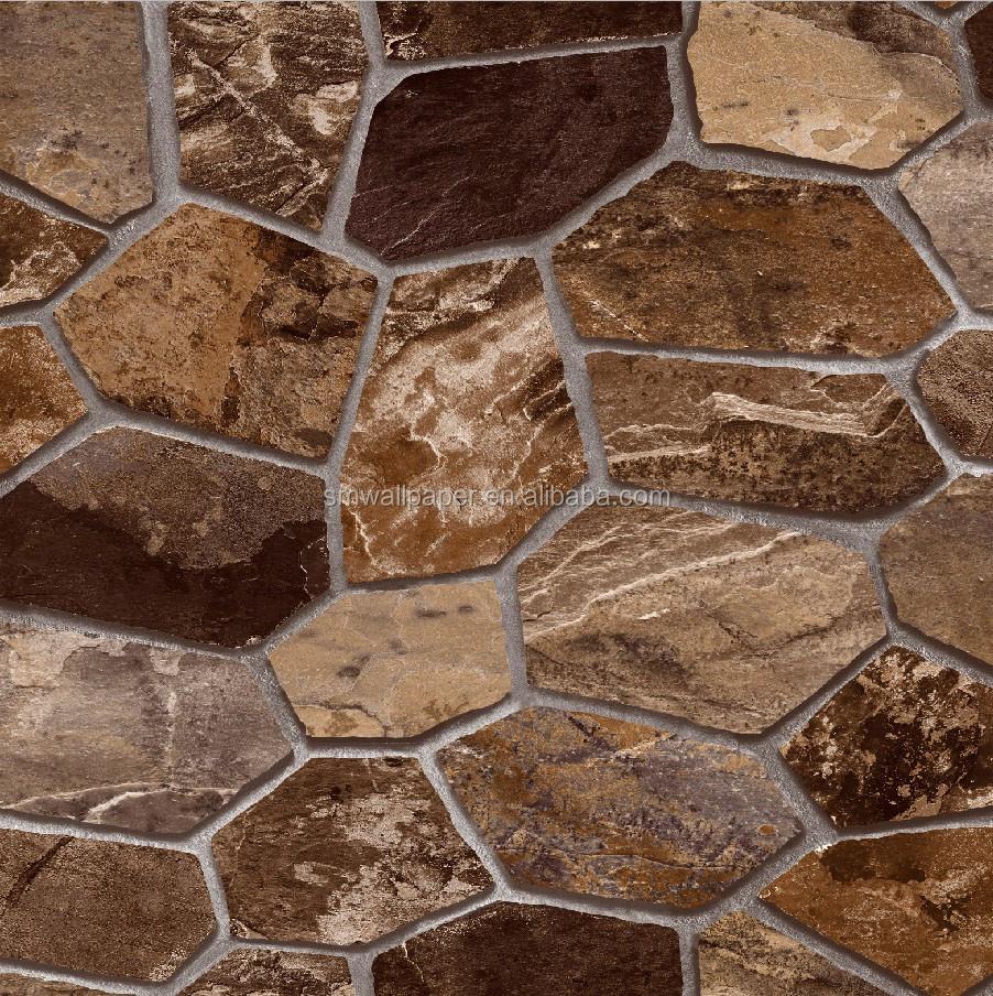 3d steen ontwerp behang vinyl wandbekleding voor kantoor muren ...