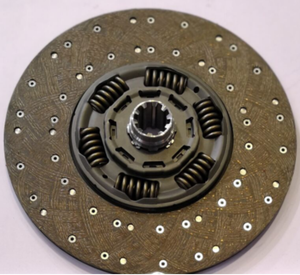 China manufacture heavy truck clutch disc 1878 026 241