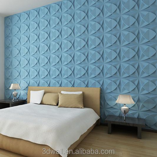 Material de construccion decoracion interior del vest bulo - Recubrimiento para paredes ...