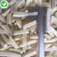 IQF Wholesale Potatoes Frozen French Fries