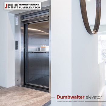 Iso Ce Vvvf Dumbwaiter Elevator Ac Drive Type Rated Load 100300
