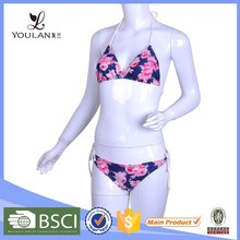 HOT Magic Vest Flower Micro Bikini New Japanese Swimwear