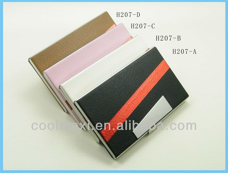 Manufacturers selling promotional gifts credit card case