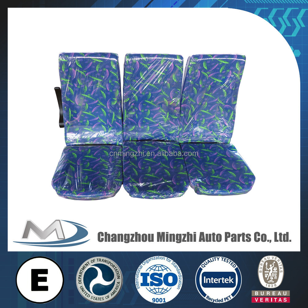 best sale and faster delivery!!! chinese auto parts supplier luxury bus seat witj armrest HC-B-16254