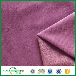Velour/velvet/velveteen/velboa,super soft customized fabric
