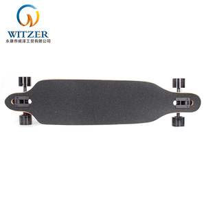 Best Selling Long Board 41 x 9 inch City Run Skateboard OEM