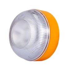 Emergency warn lights for security vehicles
