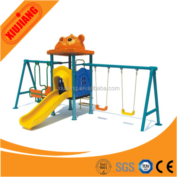 Popular Whole Plastic Outdoor Children Play Gym Sets