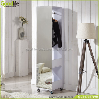Bedroom Furniture Almirah wooden almirah designs with mirror wholesale low price - buy