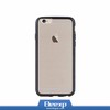 Transparent soft TPU hard back case for iphone 7 plus mobile phone case