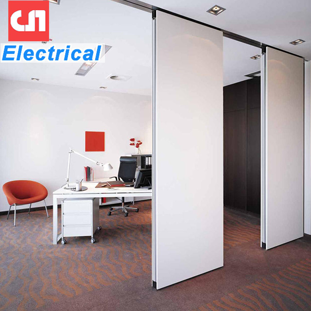 Office Electrical Automatic Acoustic Dividing Partition Walls