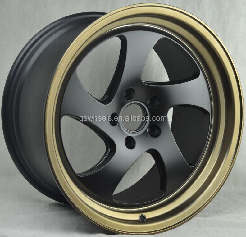 Alloy Wheel China 18 Inch For Sale Rim Wheels 5x114.3 Spoke Wheels ...