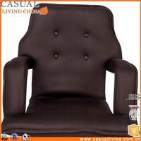 Adjustable Reclining Multiangle Stadium Floor Legless Chair