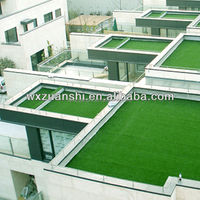 Indoor Outdoor Decoration Artificial Grass For Balcony
