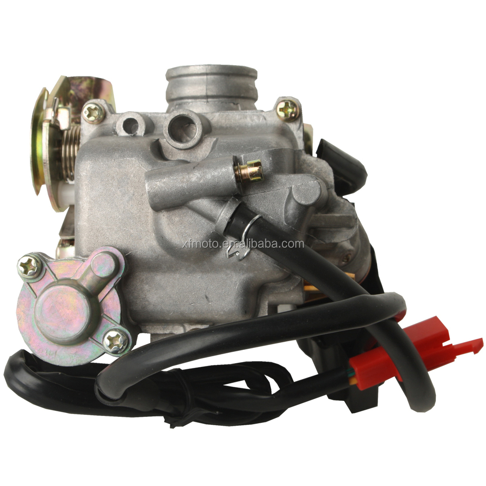 50CC GY6 CHINA ATV SCOOTER MOPED CARBURETOR WILDFIRE