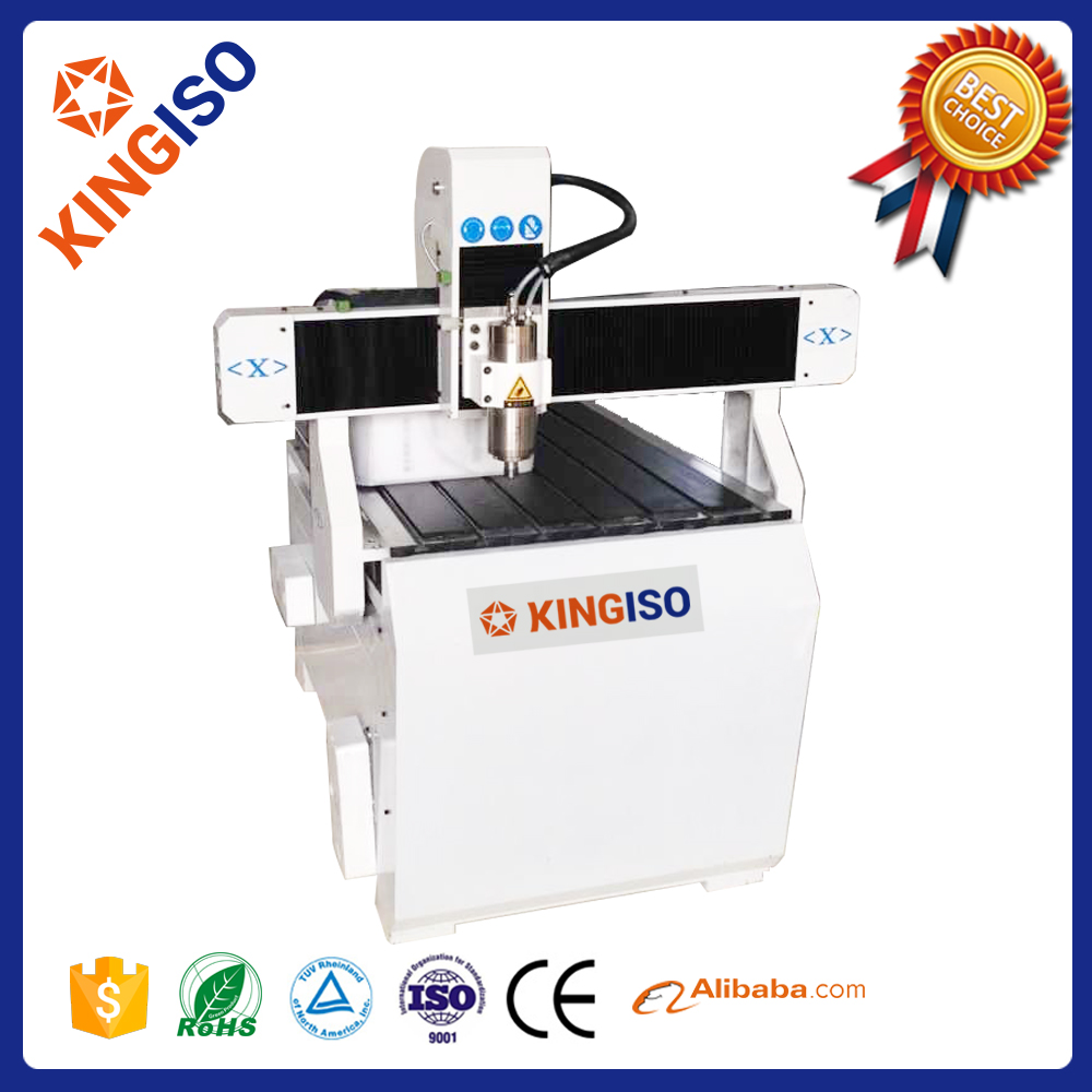 dsp controller small cnc router KI6090 cnc router for surface engraving
