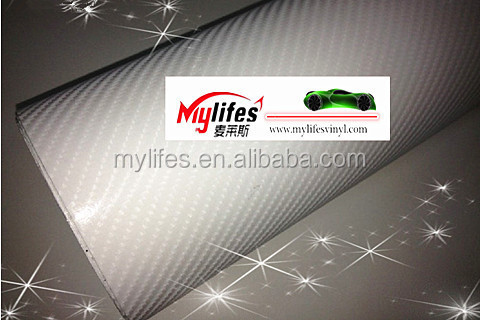 Good Quality 1.52X30m Stickers And Decals Vinyl 4D Car Film