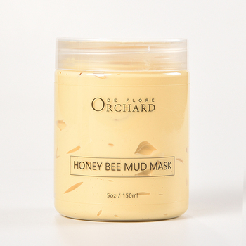 New Arrival Facial Moisturizing Honey Bee Mud Mask Deep Pores Cleaning Mask