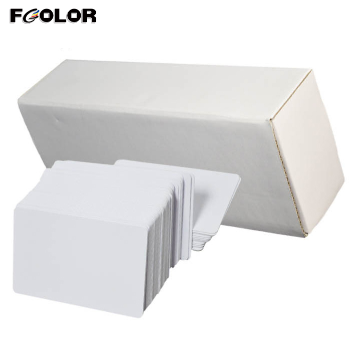 4 Hours Fast Ship Blank Inkjet CR80 30 Mil PVC <strong>Cards</strong>