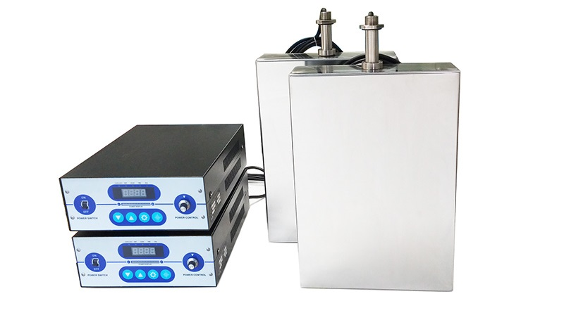 12 قطع محولات الاستشعار الطاقة قابل للتعديل تحت الماء بالموجات فوق الصوتية آلة التنظيف