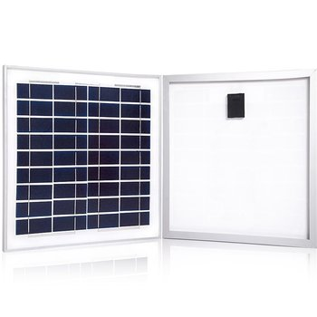 Customized Size Solar Panel With Abs Plastic Frame Or