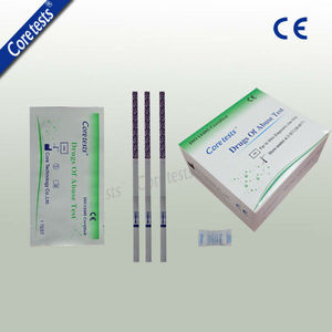 fast strip BZO test for DOA test kit