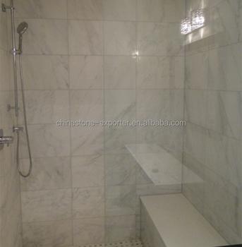 White Marble For Bathroom TilesStatuarietto Made In Italy Wholesale - Bathroom tile wholesale prices