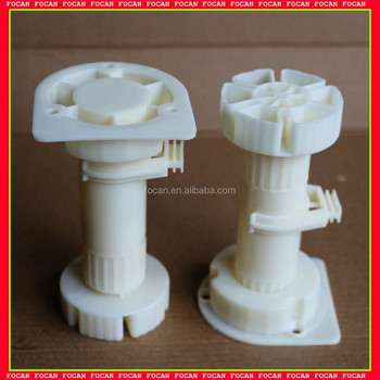 Hot Sale Adjustable Feet For Furniture,Plastic Cabinet Feet