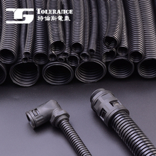 China manufacture flexible PE Corrugated Conduits