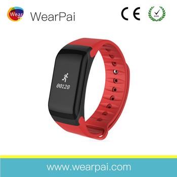 Wearfit Anti Lost Function Bracelet Bracelets Programmables Smart Health Band