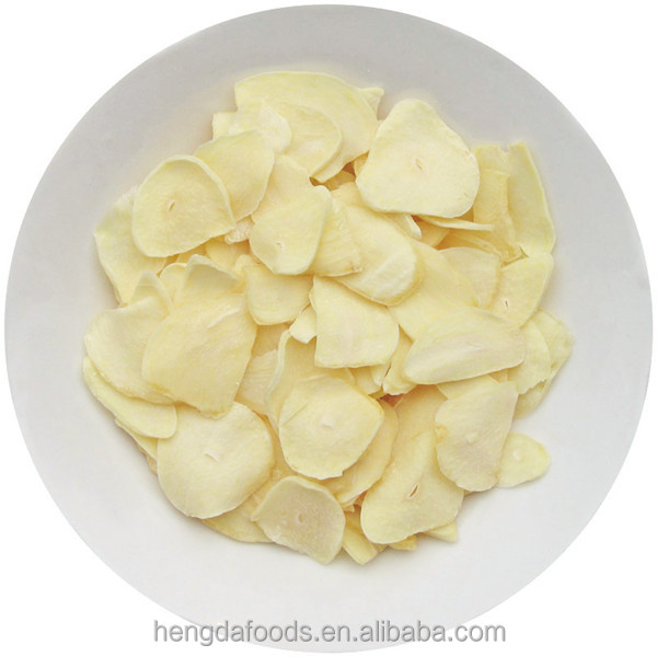 2019 Crop Dried Garlic Pieces with Free Samples