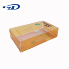 Accept Custom Logo Packaging Colorful PET Printing Plastic Box