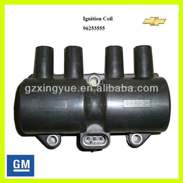 Ignition Coil for Chevrolet Aveo Captiva Daewoo OPEL parts 96253555