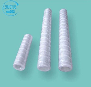 40 inch 5 micron pp yarn filter cartridge/water filter spare parts