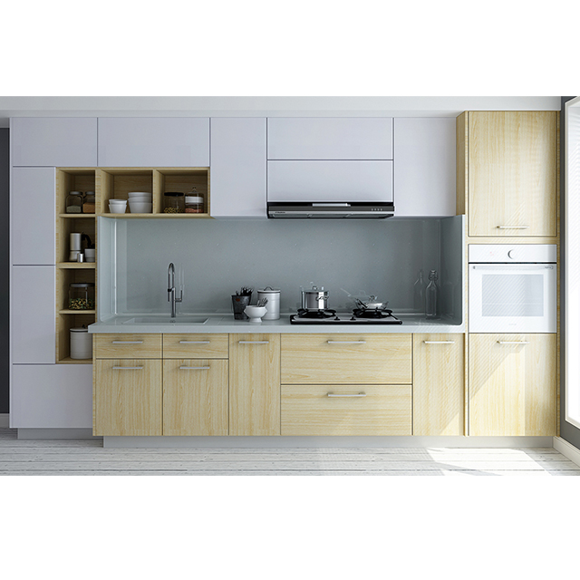 Cheap Simple Modern Kitchen Cabinets For Small Space
