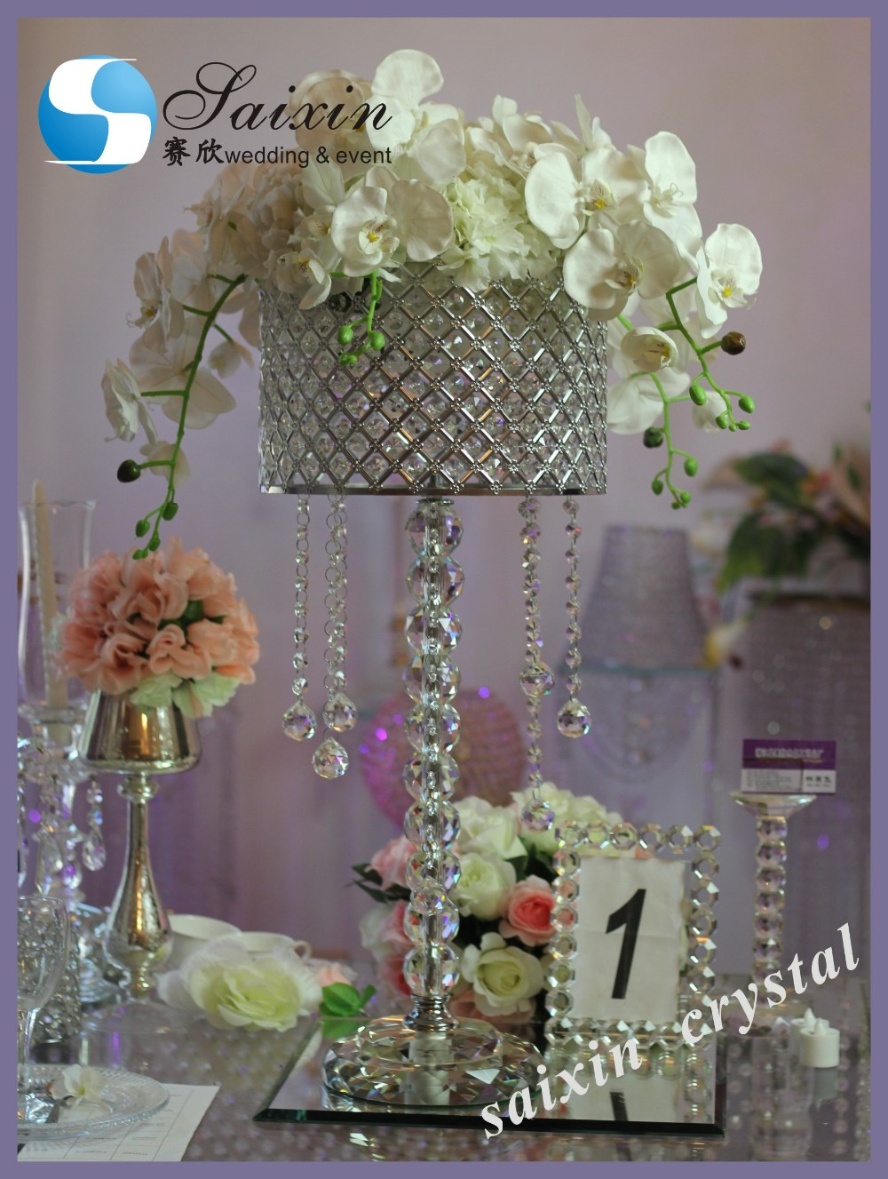 New Wedding Decoration Vase Centerpieces Buy Flowers Vase For
